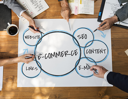 Why go for an e-commerce web development company?