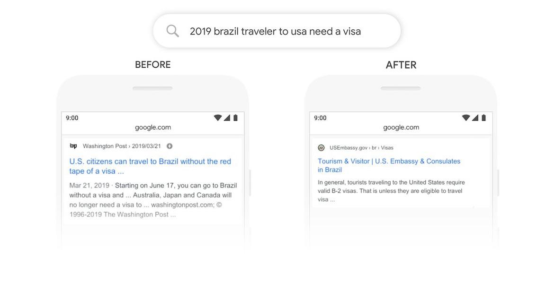 Google BERT Search Algorithm