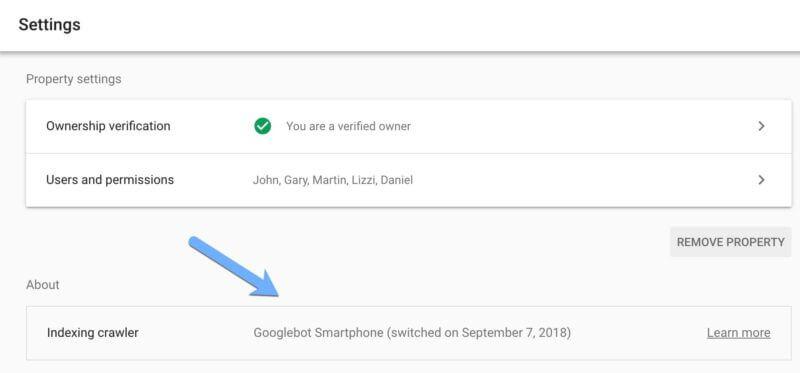 Googlebot Smartphone