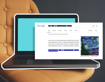 Google right-sidebar snippets are no more in main result