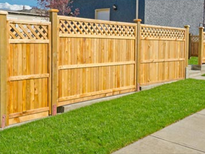 Fence Installing